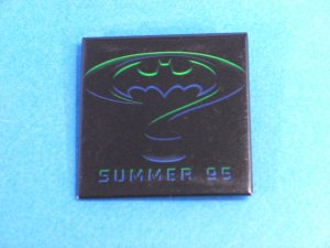 Batman Summer 95 Square Pin