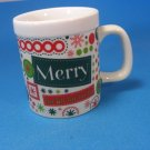 Merry Christmas Coffee Mug by ZIBO ZHONGYI