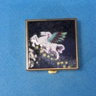 LIMOGES Limited Enamel PEGASUS Pill BOX