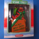 Kurt S. Adler Sesame Street Elmo 1998 Christmas Ornament