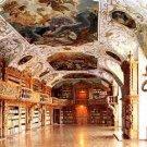 Stiftsbibliothek Waldassen Library Souvenir Book