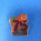 San Diego Zoo 75th Celebration Tiger River Lapel Pin