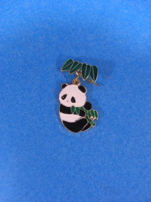 The San Diego Wild Animal Park Panda Bear Pin
