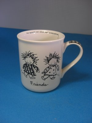 Friends Mug by Marci