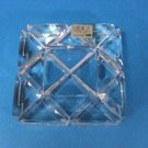 New Mikasa Diamonds Crystal Ashtray