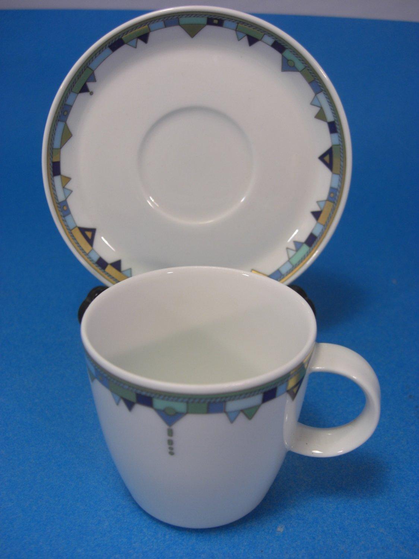THOMAS Rosenthal Demitasse Cup & Saucer
