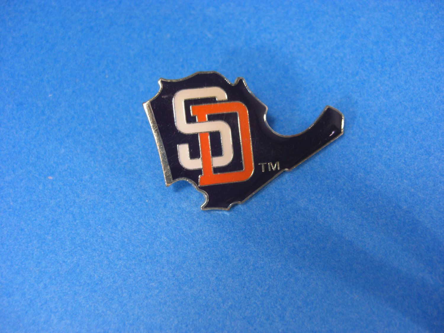 San Diego Padres 2001 Collector Puzzle Pin