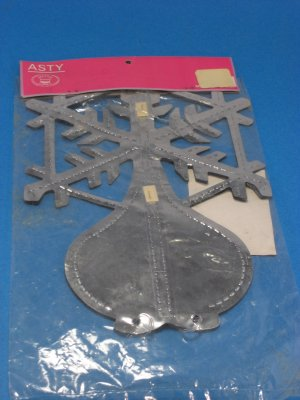 Wonder ASTY Christmas Ornament Snowflake