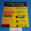 SLEEPING BEAUTY WAKES July 2011 Mandell-Weiss Theatre San Diego PLAYBILL