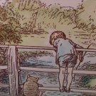 Walt Disney Company - Winnie The Pooh Christopher Robin PRINT