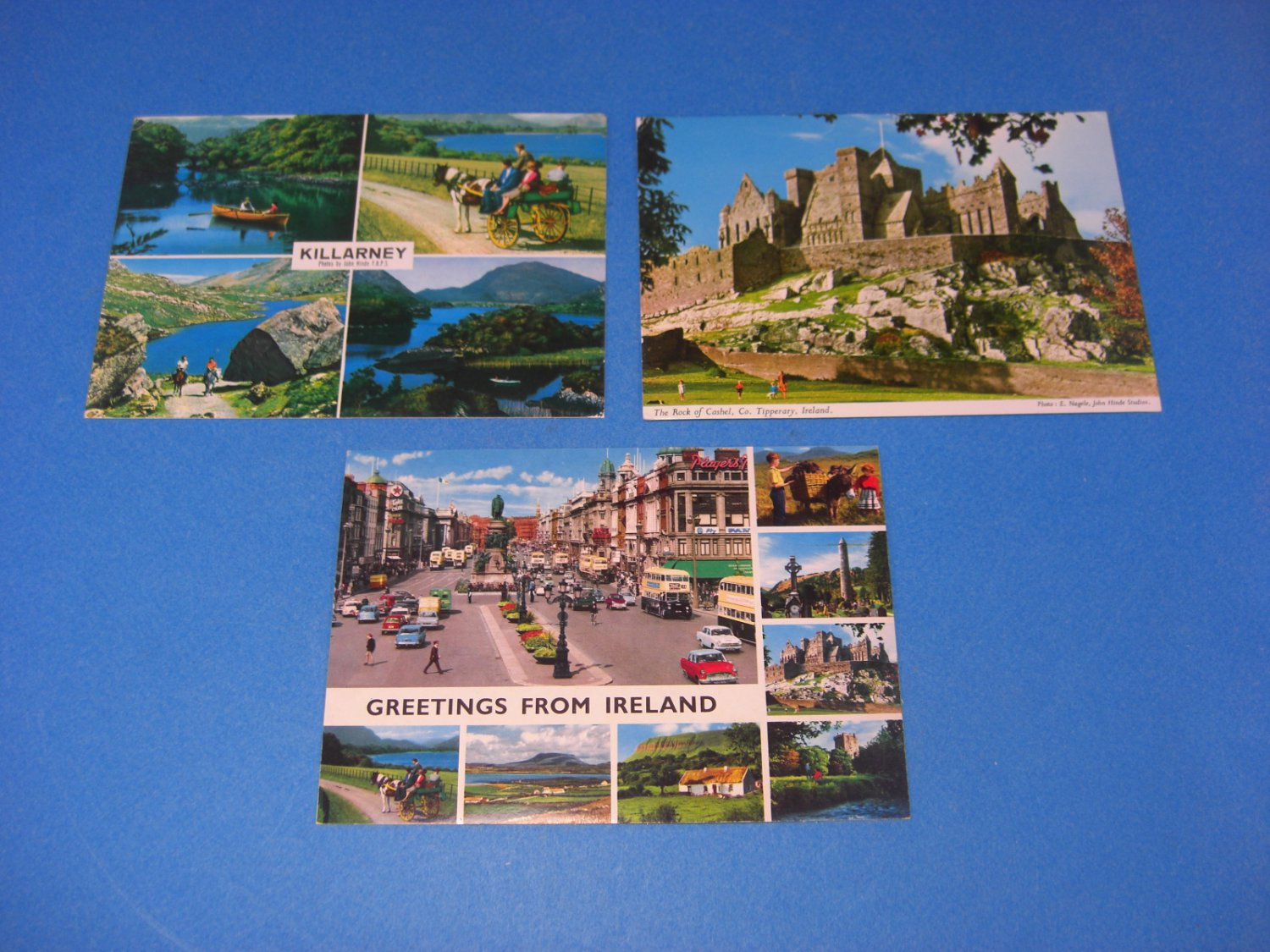 Greetings From Ireland Postcards New