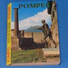 Pompei Italy Vintage Accordion Post Cards