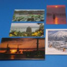 Liuhe Pagoda Five China Postcards