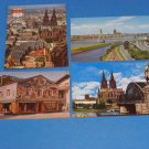 Köln Am Rhein Germany Postcards