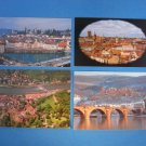 Heidelberg Germany Postcards