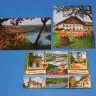 Neckargemnd Germany Postcards