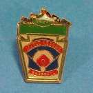 Baseball Little League Pin