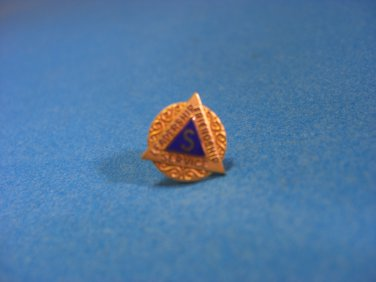 Leadership Friendship Service Pin