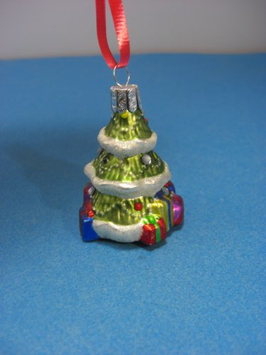 Waterford Glass Holiday Heirlooms Christmas Tree Ornament