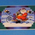 Villeroy & Boch Vilbo 1982 Christmas Card Saint Nicholas by Marek Mann