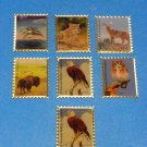 National Wildlife Federation Metal Stamps