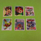 Marvel Comics Super Heroes US Postage Stamps 2006