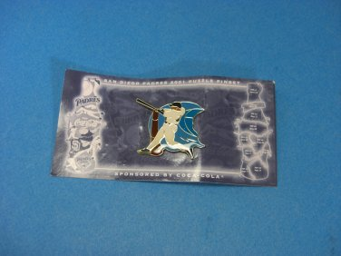 Puzzle Pin Set 2001 SAN DIEGO PADRES Pin # 5