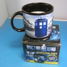 NEW Doctor Who Disappearing TARDIS Coffee Mug
