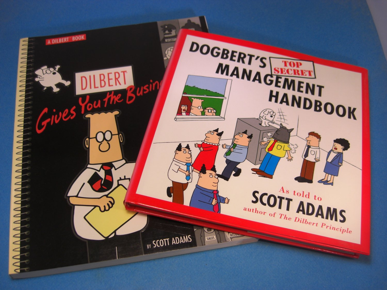 Dogberts top secret management handbook epub format dogberts top secret management handbook free download fandeluxe Image collections