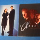The X-Files 4 x 6 Photo Postcards Fight The Future 1998 Mulder/Scully
