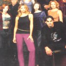 Buffy the Vampire Slayer Cast Photo Postcard 4 x 6