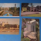 Tower Of London and River Thames Postcards