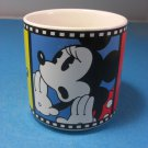 Mickey Mouse Film Reel Ceramic Mug