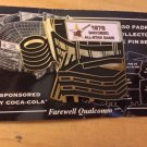 San Diego Padres 2003 Collector Puzzle Pin Set #2 Farewell Qualcom All Star Game