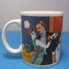 Starbucks Exclusive Coffee Mug By Chaleur Jazz Band Celebration Zengo Party
