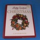 Betty Crocker's Christmas Cookbook - Hardcover 1999