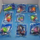 American Idol 2008 Mcdonalds Complete Set Of 9 Happy Meal Toys