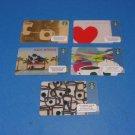 Starbucks Five Gift Cards San Diego & Valentine's Day