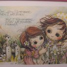 Jody Bergsma Ltd. ED 1984 Mom... You Remember When... DreamKeeper Print
