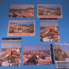 Los Cabos & Mazatlan Mexico Postacard Lot 7 Unused Cards