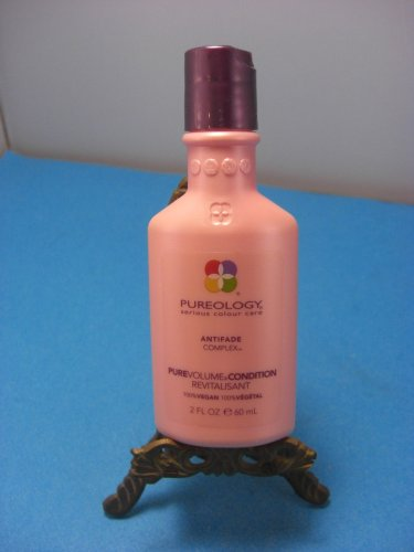 Pureology PureVolume Hair Revitalizing Conditioner 2 oz Travel Size