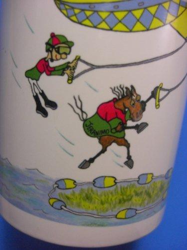 Eddie Read Stakes Del Mar Ceramic Mug