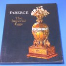 Faberge Imperial Eggs Book from San Diego Museum Of Art Exhibition
