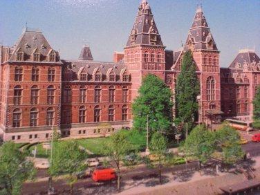 The Nightwatch Rembrant Van Rijn Rijksmuseum Amsterdam Postcards