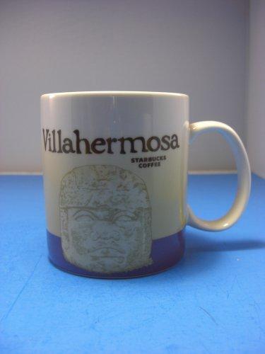 Starbucks Coffee Villahermosa Global Icon Collector Series Mug 16 OZ