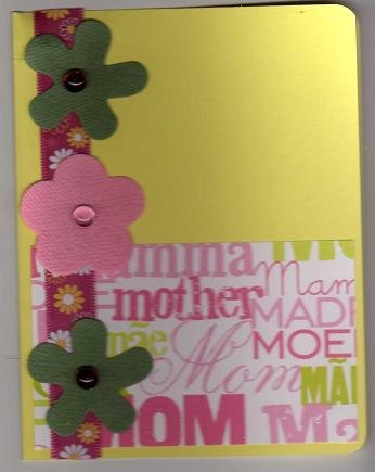 Mother Card-Yellow