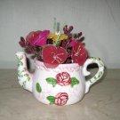 tea pot arrangement