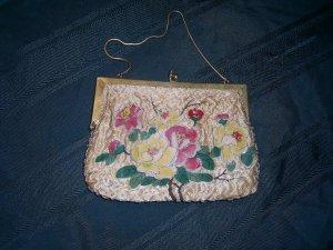Beaded Vintage Purse