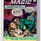 DC Super Stars Black Magic No 4 1974 The Girl The Earth Ate Up