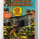 Marvel Comic SGT. FURY AND HIS HOWLING COMMANDOS No 121 1974